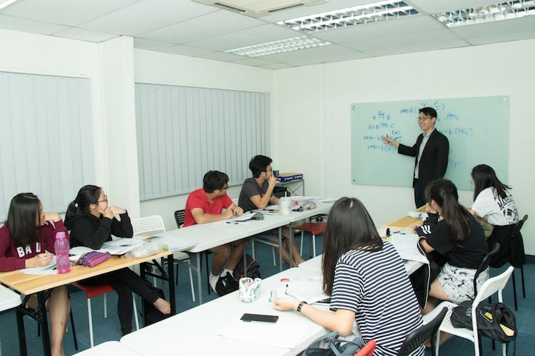 physics tuition centre singapore