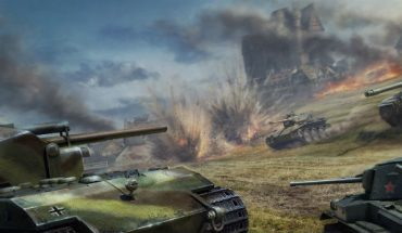 World of Tanks diversion