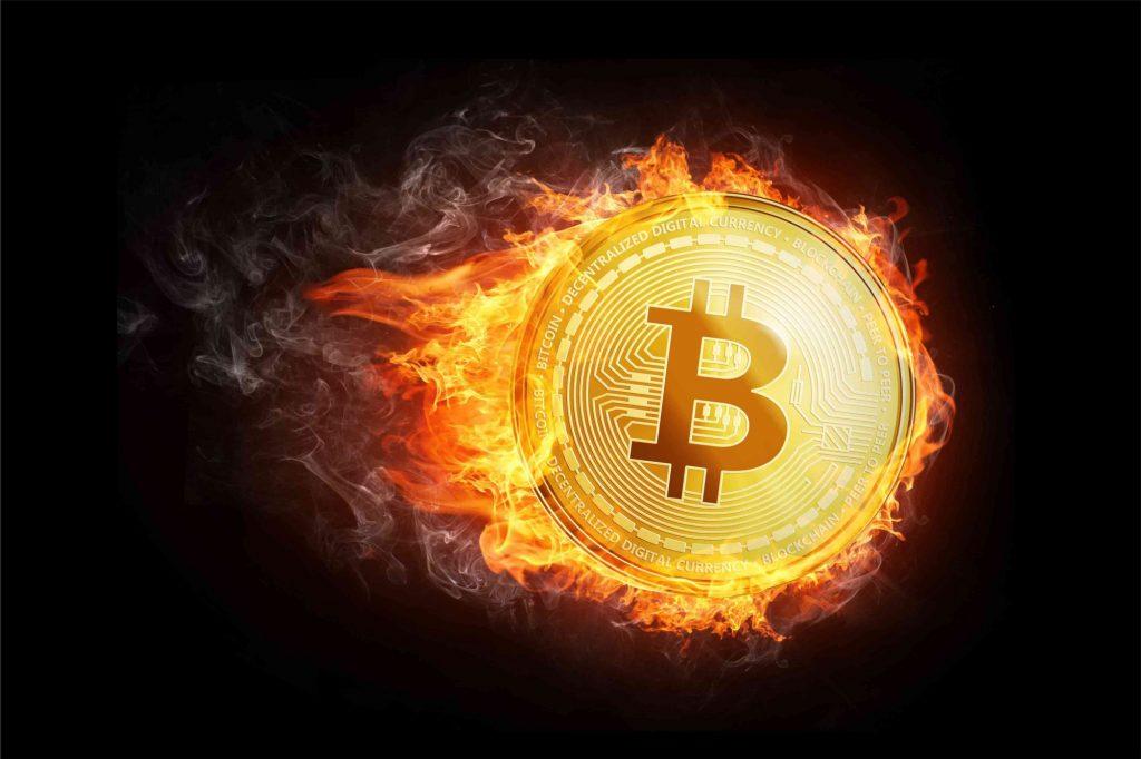 acceptance for Bitcoin