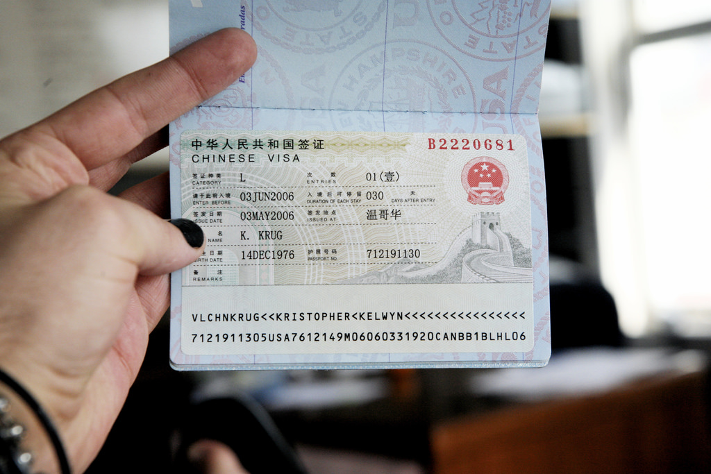 Working Visa HK