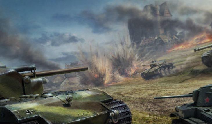 World of Tanks diversion