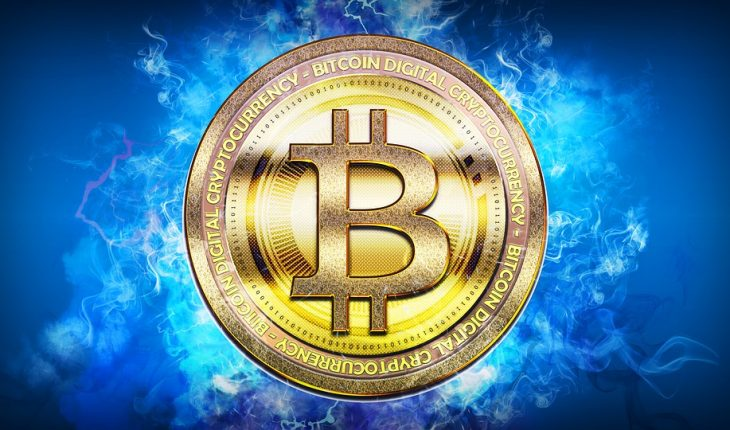 Bitcoin used in winning online lottery